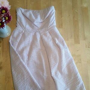 J.Crew Strapless Dress